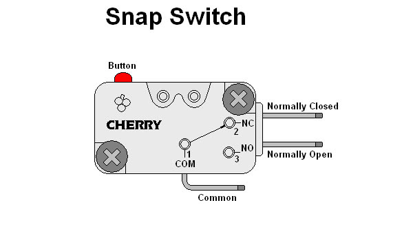 Wiring Schematic And Switch