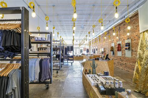mens store opens  dallas  ruggedly cool