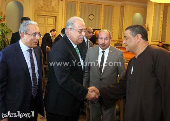 اجتماع رئيس مجلس الوزراء بنواب محافظه اسيط (13)