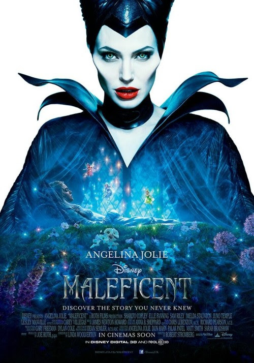 click for more Maleficent content
