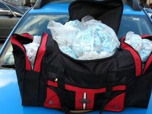 A droga foi encontrada na casa do jovem, que mora com o pai (Foto: Divulgação/PM)