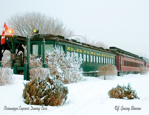 Orillia - Ossawippi Dining Cars