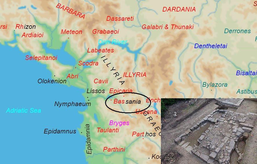 πόλη της Bassania