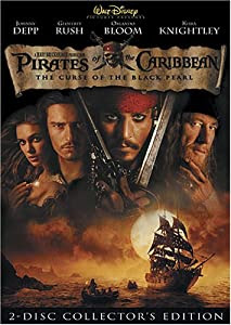 "Cover of ""Pirates of the Caribbean - The ..."