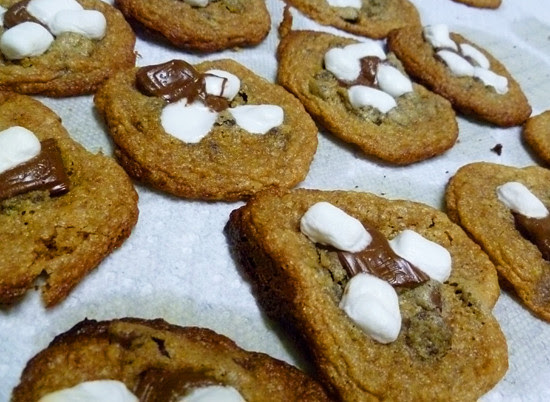 09 Sept 27 - Smores cookies (5)