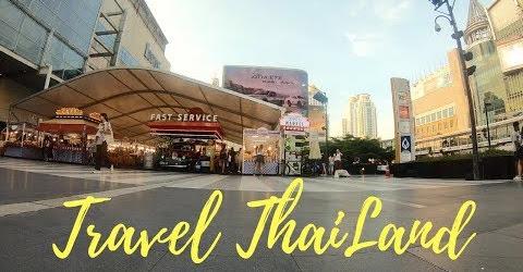 Du lịch Thái Lan tự túc giá rẻ|| 5 phút với Center World!