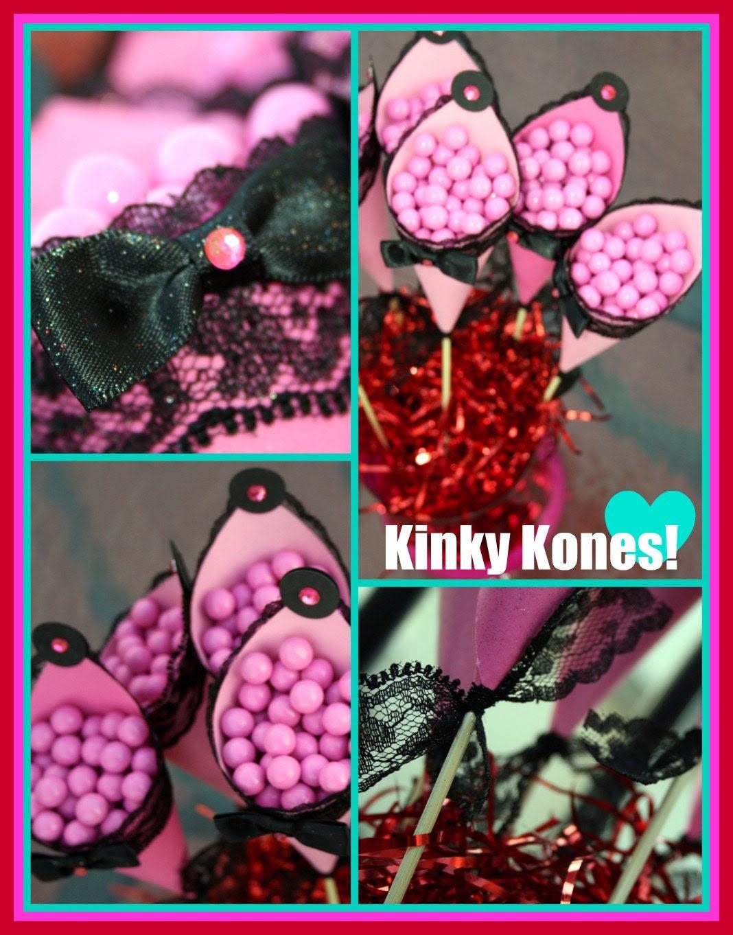 Kinky Kones