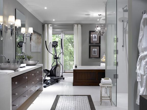 Gym Equipment In Interior Design | InteriorHolic.