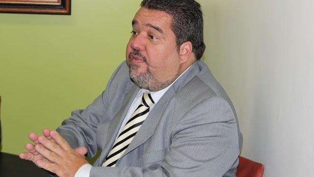 Gustavo Feijó, vice-presidente da Confederação Brasileira de Futebol (CBF) (Foto: Caio Lorena/GloboEsporte.com