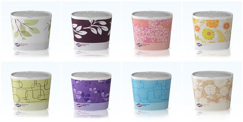 Clorox Disinfecting Wipes new Décor canisters - 8 Designs