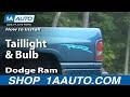 35+ 1998 Dodge Ram 2500 Brake Light Wiring Diagram PNG
