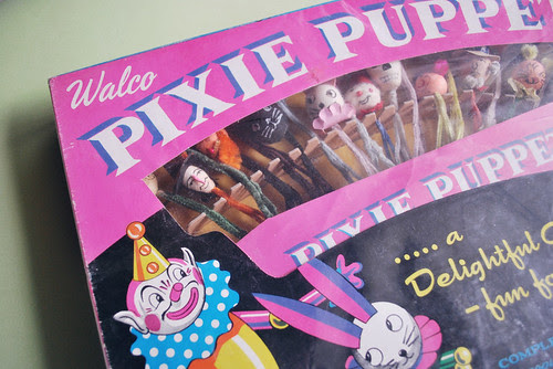 Pixie Puppets