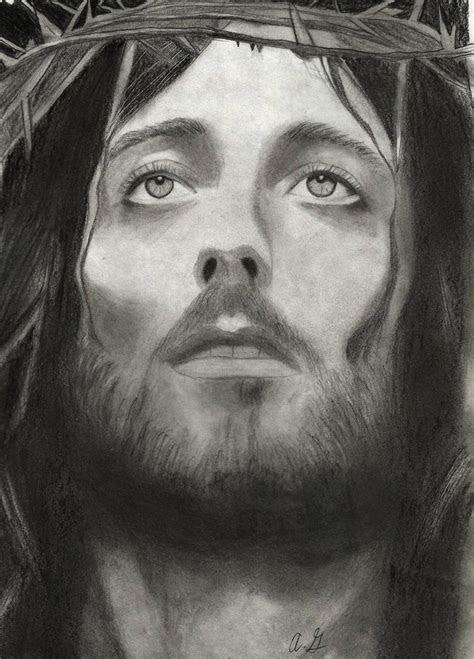 jesus christ drawing  etaniavii  deviantart