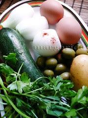 ingredientes para su relleno