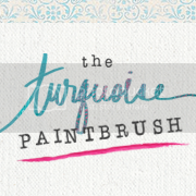 The Turquoise Paintbrush