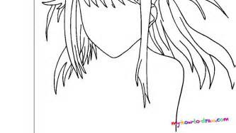 Anime Drawings Easy Step By Step