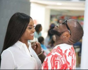 Davido & Chioma's Love Story Featured In YABATECH Exam Questions