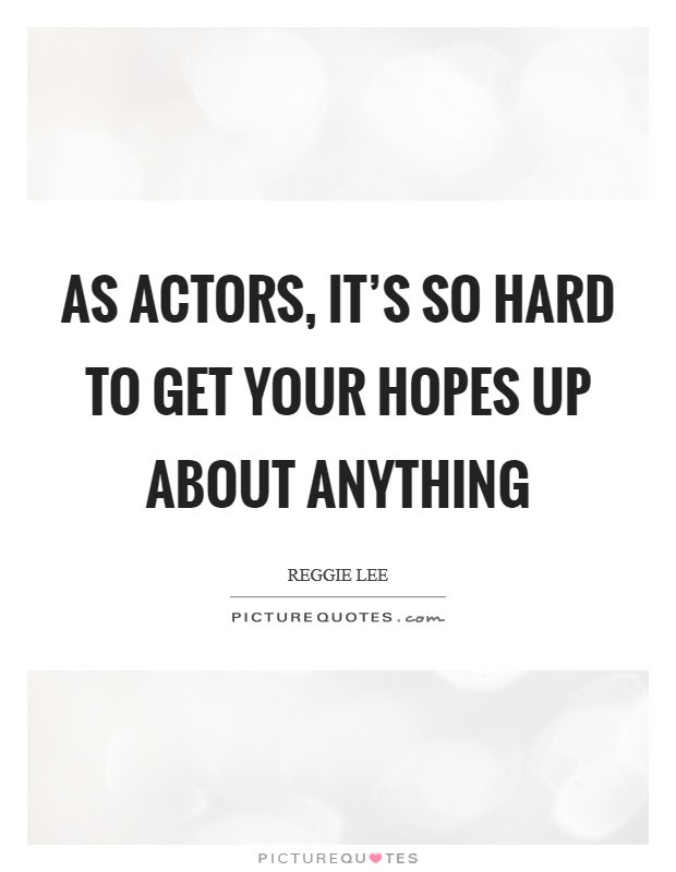 Not Getting Hopes Up Quotes Cake Quotes Brainyquote