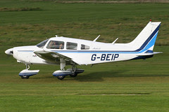 G-BEIP - 1976 build Piper PA-28-181 Cherokee Archer II