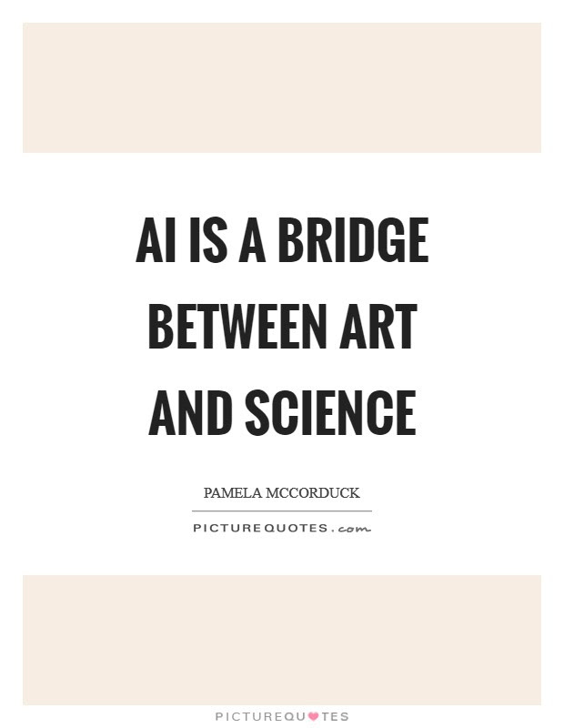 Art And Science Quotes Sayings Art And Science Picture Quotes