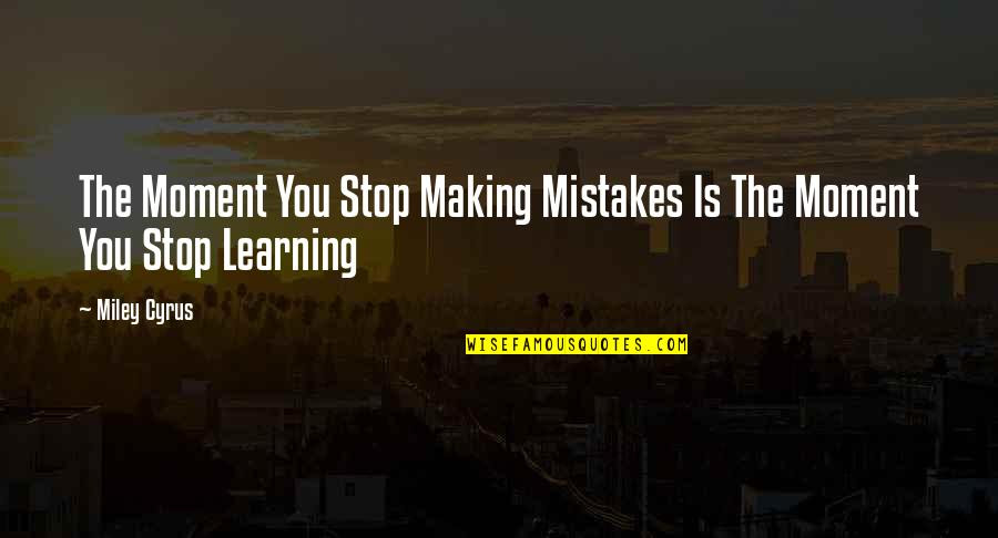 Making A Mistake And Learning From It Quotes Top 20 Famous Quotes