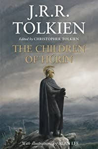 "Cover of ""The Children of Hurin"""
