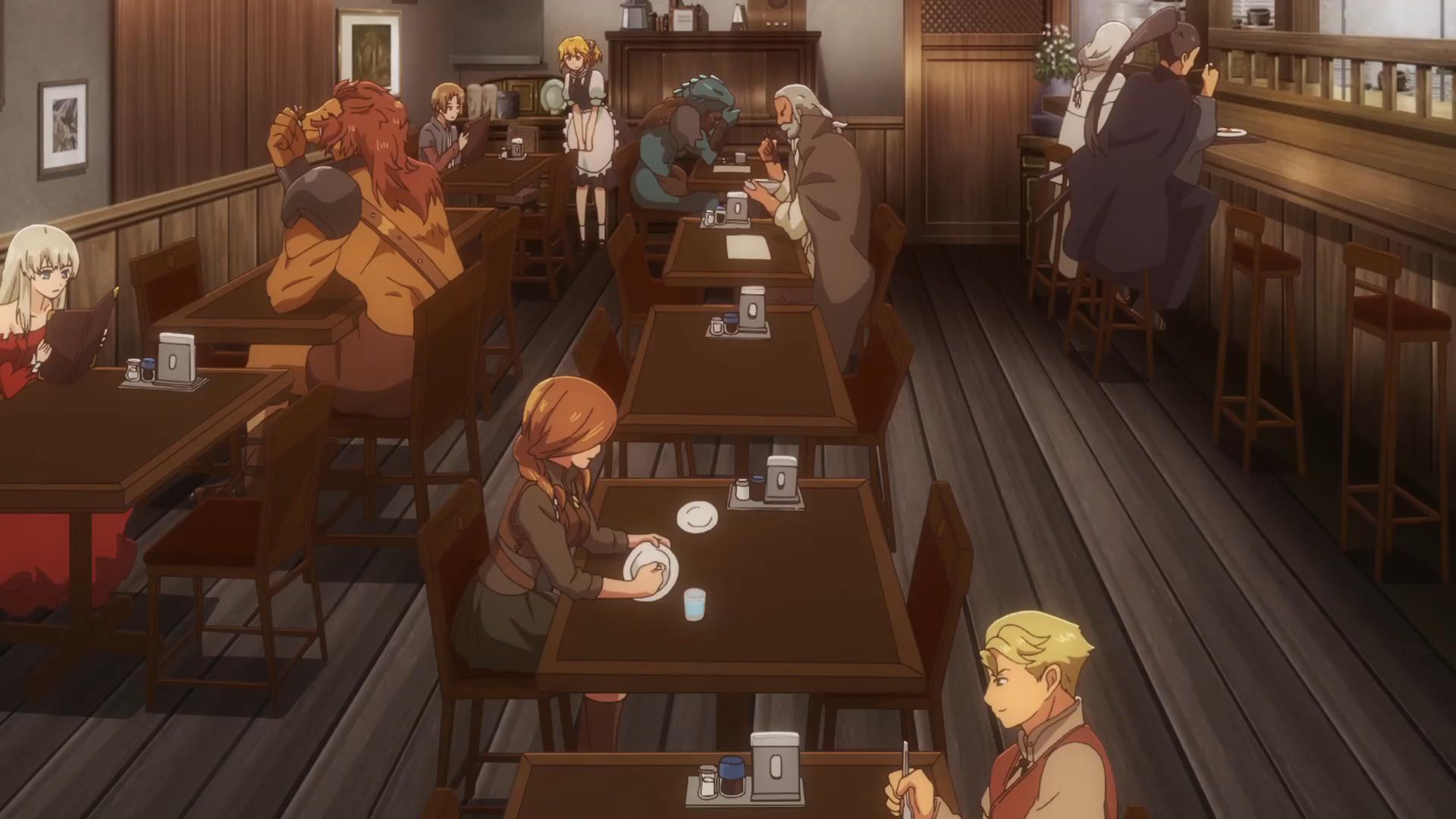 Spoilers Isekai Shokudou Episode 3 Discussion Anime