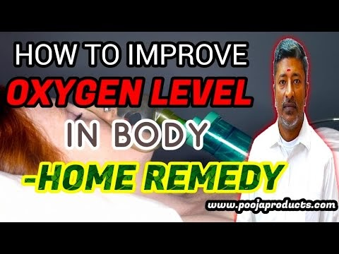 How to Improve Oxygen Levels in Body | Tamil | Simple Home Remedies
