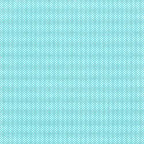 turquoise Tiny Dot distress paper 12 and a half inch 350 dpi