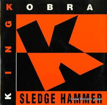 KING KOBRA sladge hammer