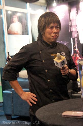 Chef Alvin Leung