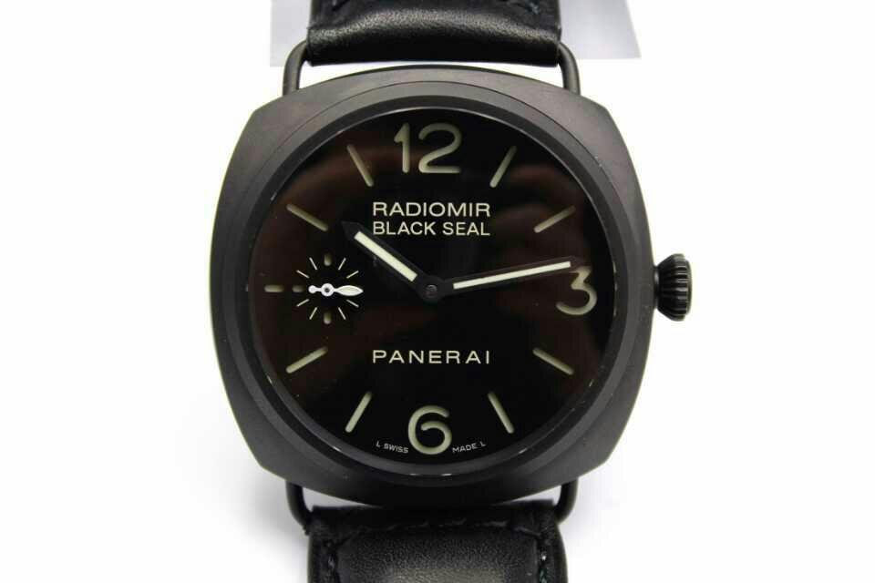 Replica Panerai Radiomir Black Seal Ceramica