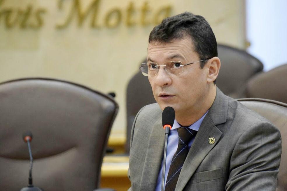 Deputado Dison Lisboa tem condenação de cinco anos e oito meses. (Foto: João Gilberto / ALRN)