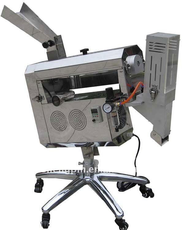 Capsule polishing and rejecting machine JFP