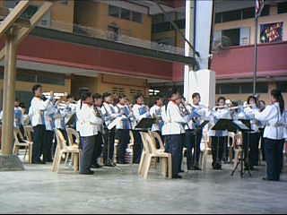 School band.