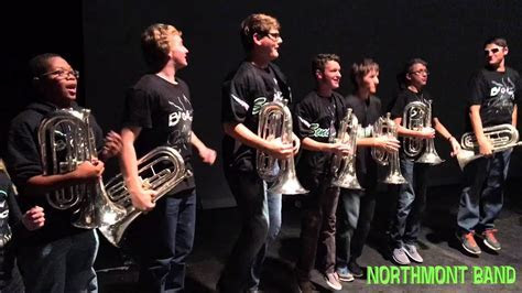 Jungle Boogie   Northmont Band Style   YouTube