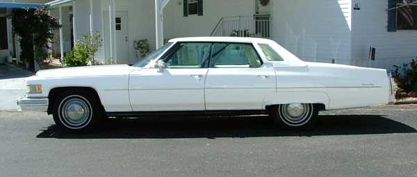 70's and 80's model Deville vs. Fleetwood - Whats the ...