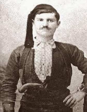 Ηλίας Σπαντιδάκης (Λούης Τίκας), 1886-1914