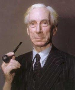 El hombre feliz para Bertrand Russell