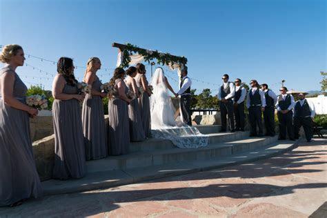 West Coast Wedding DJ » Limoneira Ranch wedding
