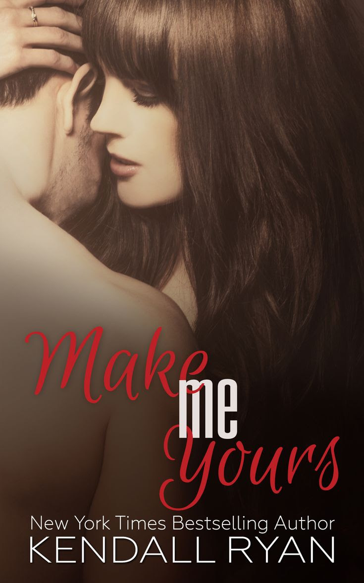 Cover re-reveal for Make Me Yours!