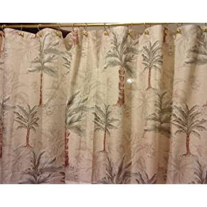 Amazon.com: Baltic Linen Palm Palm Tree, Baltic Linen Fabric ...