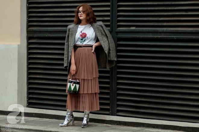 Diện blazer đẹp như các quý cô miền Bắc trong street style những ngày cuối tháng 2 - Ảnh 3.
