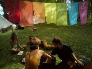 campamento semilla trashumante