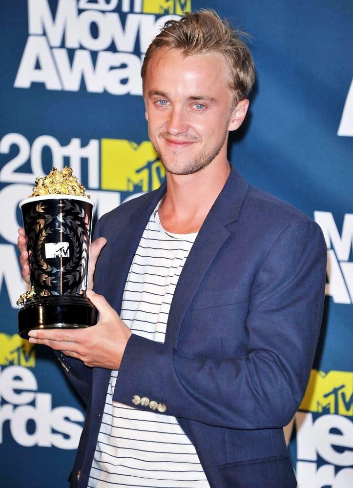 tom felton 2011 pictures. Tom Felton. 2011 MTV Movie