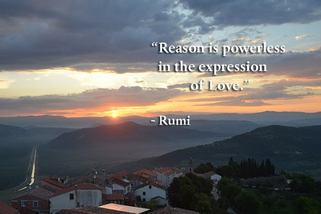 Rumi Quotes On Love Write Spirit
