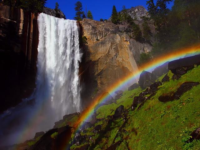IMG_1097 Vernal Falls, Yosemite National Park