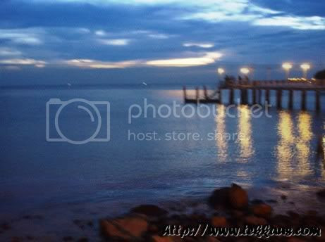 Beautiful Scenery of Portuguese Settlement,Malacca Portuguese Settlement