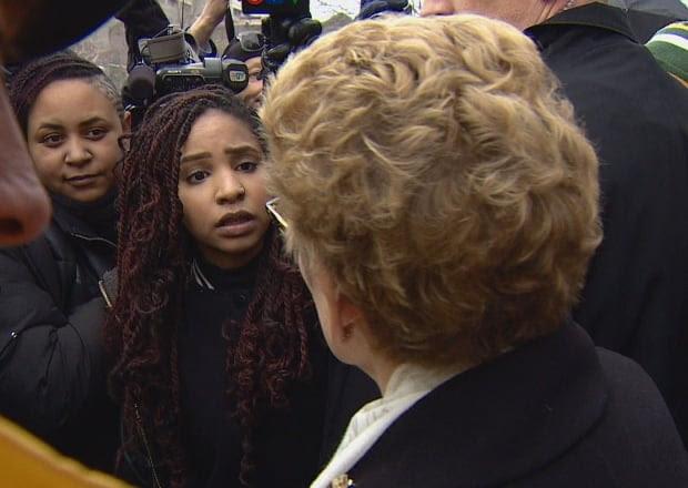 Yusra Khogali Black Lives Matter Toronto