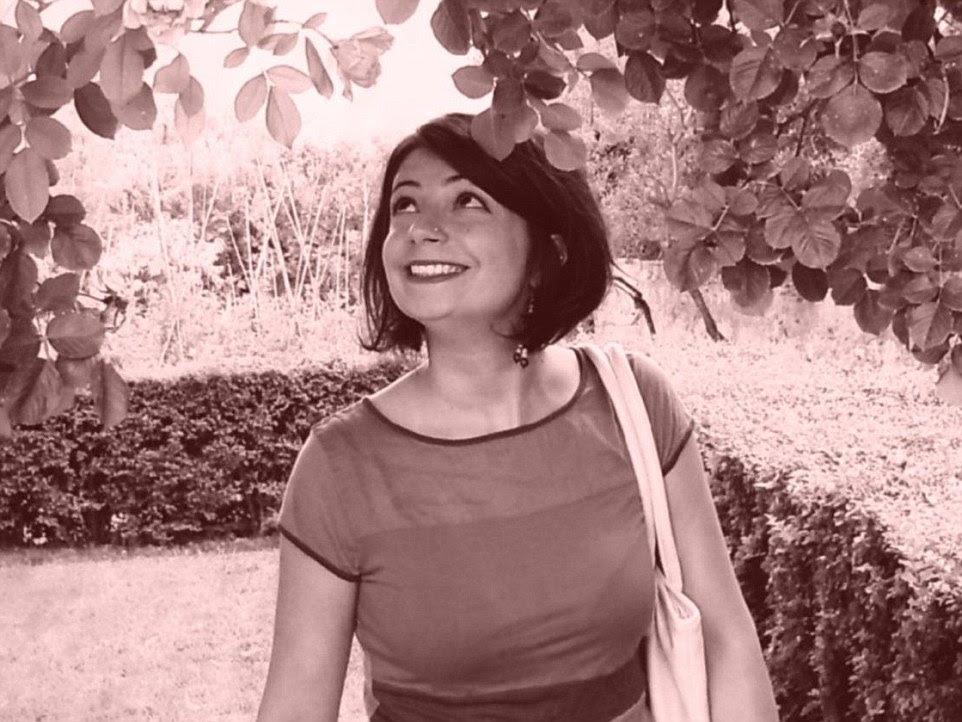 Mistério: A polícia confirmou um telefone celular encontrado na cena do crime foi registrado para Ms Lorenzo, que se formou na Universidade de Bolonha em 2012